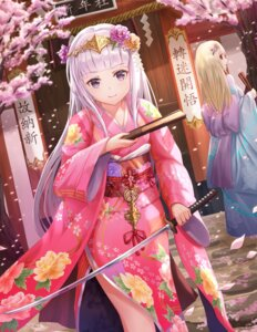 Rating: Safe Score: 48 Tags: kimono lunacle sword User: Mr_GT