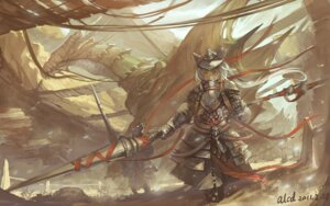 Rating: Safe Score: 27 Tags: alcd armor monster pixiv_fantasia pixiv_fantasia_v weapon User: Noodoll