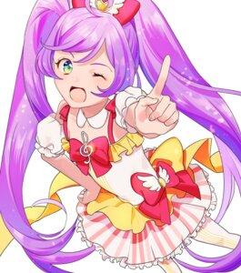 Rating: Safe Score: 12 Tags: manaka_lala mihatarou pripara User: animeprincess