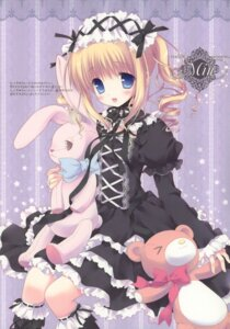 Rating: Safe Score: 51 Tags: frill_frill lolita_fashion morinaga_korune User: syaoran-kun