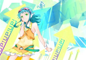 Rating: Safe Score: 9 Tags: gumi headphones vocaloid yamatoba User: charunetra