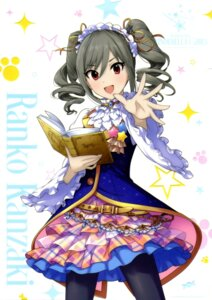 Rating: Safe Score: 51 Tags: annin_douhu kanzaki_ranko pantyhose the_idolm@ster the_idolm@ster_cinderella_girls User: shizuku96