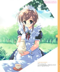 Rating: Safe Score: 6 Tags: maid megane mikeou User: Radioactive