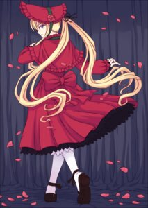 Rating: Safe Score: 14 Tags: dress orbg pantyhose rozen_maiden shinku User: charunetra