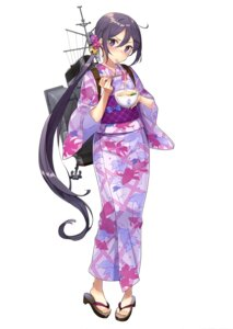 Rating: Safe Score: 63 Tags: akebono_(kancolle) drew kantai_collection yukata User: drop
