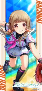 Rating: Safe Score: 2 Tags: baseball bike_shorts hachigatsu_no_cinderella_nine tagme uniform User: saemonnokami
