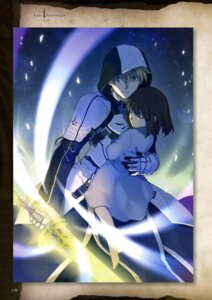 Rating: Safe Score: 14 Tags: armor dress fate/prototype fate/stay_night nakahara sword User: drop