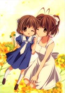 Rating: Safe Score: 25 Tags: clannad clannad_after_story furukawa_nagisa okazaki_ushio seifuku User: acas