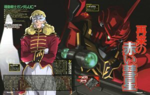 Rating: Safe Score: 6 Tags: full_frontal gundam gundam_unicorn male mecha sinanju takayama_tomohiro User: Radioactive