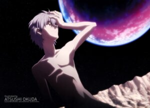 Rating: Questionable Score: 12 Tags: male nagisa_kaworu neon_genesis_evangelion okuda_atsushi User: Radioactive