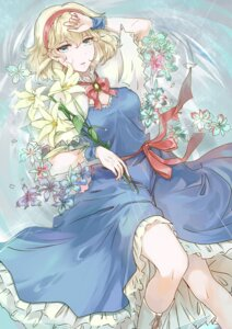 Rating: Safe Score: 17 Tags: aili_(aliceandoz) alice_margatroid dress touhou wet User: Mr_GT