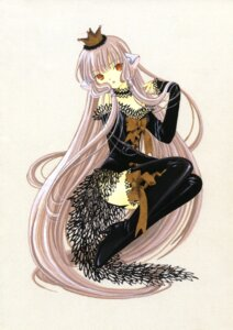 Rating: Safe Score: 10 Tags: chobits clamp freya pantsu thighhighs User: Share