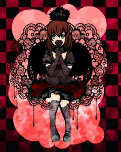 Rating: Safe Score: 6 Tags: lolita_fashion moeou umineko_no_naku_koro_ni ushiromiya_maria User: exel