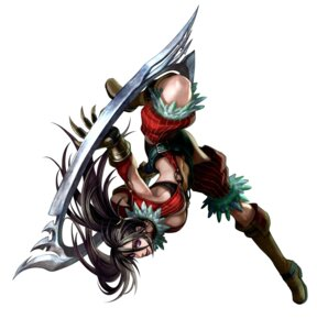 Rating: Safe Score: 15 Tags: cleavage soul_calibur soul_calibur_iv tira weapon User: Radioactive