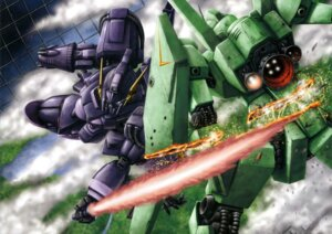 Rating: Safe Score: 7 Tags: gun gundam gundam_f91 mecha sword weapon User: drop