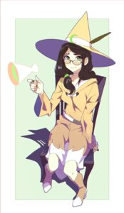 Rating: Safe Score: 36 Tags: heels kamameshi_gougoumaru little_witch_academia megane ursula_(little_witch_academia) witch User: nphuongsun93