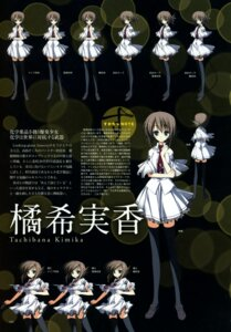Rating: Safe Score: 2 Tags: keroq profile_page seifuku subarashiki_hibi suzuri tachibana_kimika thighhighs User: crim