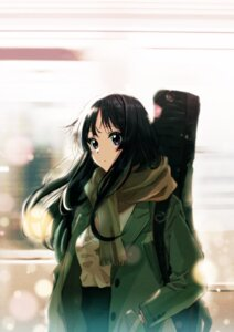 Rating: Questionable Score: 9 Tags: akiyama_mio k-on! sweater verse User: Dreista