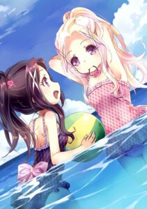 Rating: Safe Score: 33 Tags: 54hao swimsuits wet User: saemonnokami