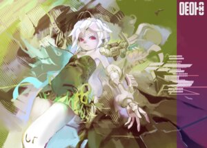Rating: Safe Score: 8 Tags: dress mecha_musume uturo User: Radioactive