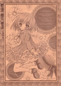 Rating: Safe Score: 16 Tags: monochrome mubi_alice ro-kyu-bu! tinkerbell User: fsh5678