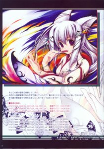 Rating: Safe Score: 3 Tags: animal_ears nagomi tenmu_shinryuusai User: fireattack