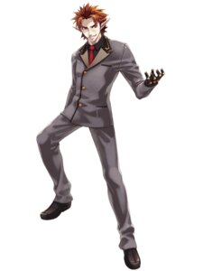 Rating: Safe Score: 3 Tags: blazing_souls business_suit elf hirano_katsuyuki male pointy_ears van User: Radioactive