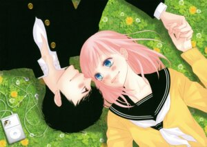 Rating: Safe Score: 11 Tags: just_be_friends_(vocaloid) megurine_luka vocaloid you_know_me? yunomi User: Aurelia