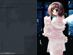 Rating: Safe Score: 7 Tags: chronolog i.s.w sakurazawa_izumi wallpaper User: noirblack