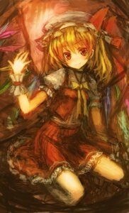 Rating: Safe Score: 21 Tags: flandre_scarlet op-center touhou User: aihost