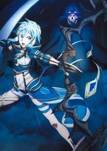 Rating: Safe Score: 32 Tags: possible_duplicate sinon sword_art_online sword_art_online_alicization sword_art_online_alicization_lycoris weapon User: kiyoe