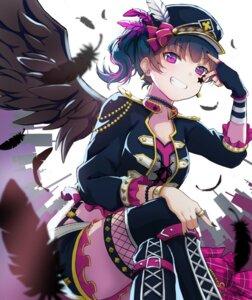 Rating: Safe Score: 33 Tags: love_live!_sunshine!! tagme thighhighs tsushima_yoshiko wings User: Spidey