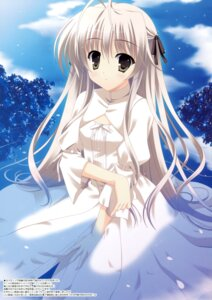 Rating: Safe Score: 55 Tags: dress kasugano_sora naruse_mamoru yosuga_no_sora User: Kalafina