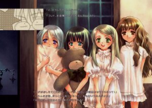Rating: Safe Score: 3 Tags: dee estrella kuramoto_kaya liddel little_stars_on_the_earth wisteria User: Imbir