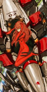 Rating: Safe Score: 32 Tags: bodysuit neon_genesis_evangelion saitom souryuu_asuka_langley User: charunetra