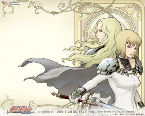 Rating: Safe Score: 8 Tags: clare claymore teresa wallpaper User: Varga