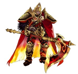 Rating: Questionable Score: 3 Tags: armor fire_emblem fire_emblem_heroes horns maeshima_shigeki nintendo old_weapon surtr User: fly24