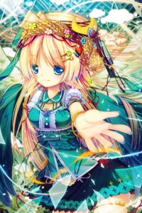 Rating: Safe Score: 31 Tags: ane_niku dress wings User: Tensa