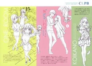 Rating: Questionable Score: 38 Tags: 5_nenme_no_houkago aoshima_moka garter_belt hanasaka_yui hashima_chihiro hashima_itsuki imouto_sae_ireba_ii. kani_nayuta kantoku koi_suru_kanojo_no_bukiyou_na_butai kokonoe_maria maid momohara_natsuki one_room see_through seifuku sketch skirt_lift stockings sweater thighhighs User: Hatsukoi