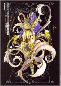 Rating: Safe Score: 6 Tags: future_studio male saint_seiya scorpio_milo User: Radioactive
