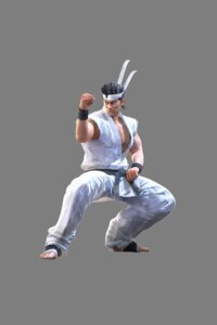 Rating: Safe Score: 2 Tags: asian_clothes cg male transparent_png virtua_fighter virtua_fighter_5 yuki_akira User: Yokaiou