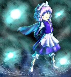 Rating: Safe Score: 2 Tags: hokuyoo letty_whiterock touhou User: konstargirl