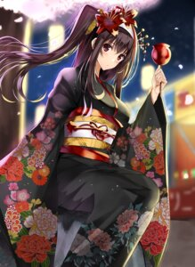 Rating: Safe Score: 60 Tags: kasumigaoka_utaha kimono nick_(nikek96) saenai_heroine_no_sodatekata User: Mr_GT