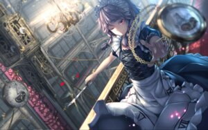 Rating: Safe Score: 88 Tags: izayoi_sakuya maid ryosios touhou weapon User: tbchyu001