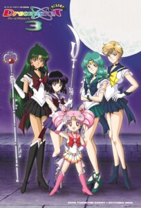 Rating: Safe Score: 13 Tags: chibiusa heels hino_ryutaro kaiou_michiru meiou_setsuna sailor_moon see_through signed tenou_haruka tomoe_hotaru tsukino_usagi weapon User: charunetra