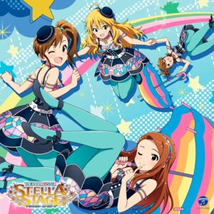 Rating: Safe Score: 14 Tags: disc_cover futami_ami futami_mami heels hoshii_miki minase_iori pantyhose tagme the_idolm@ster the_idolm@ster_stella_stage umbrella User: saemonnokami