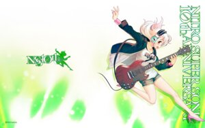 Rating: Safe Score: 28 Tags: guitar headphones heels nitroplus sonico super_sonico tsuji_santa wallpaper User: maurospider