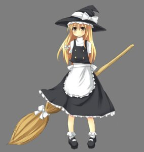Rating: Safe Score: 8 Tags: dress kirisame_marisa manashi touhou transparent_png witch User: charunetra