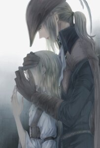Rating: Safe Score: 6 Tags: bloodborne itsuki_(itsukiovo) lady_maria_of_the_astral_clocktower saint_adeline User: charunetra