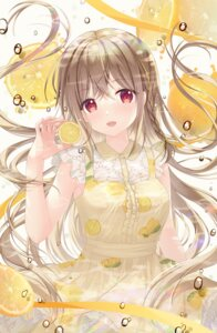 Rating: Safe Score: 62 Tags: dress maeda_shiori skirt_lift twinbox twinbox_school User: hiroimo2